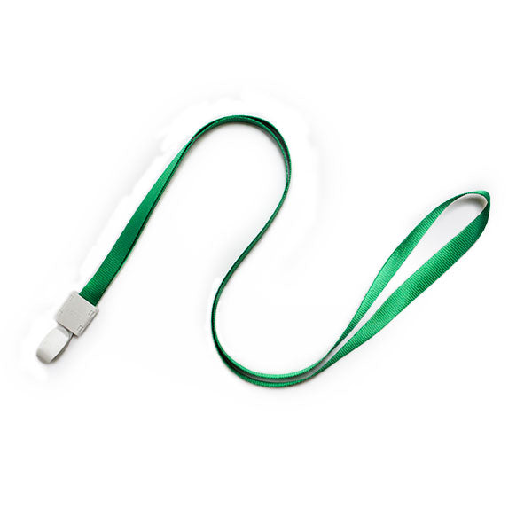 REAP Elite 10mm Lanyard, Green, White hook