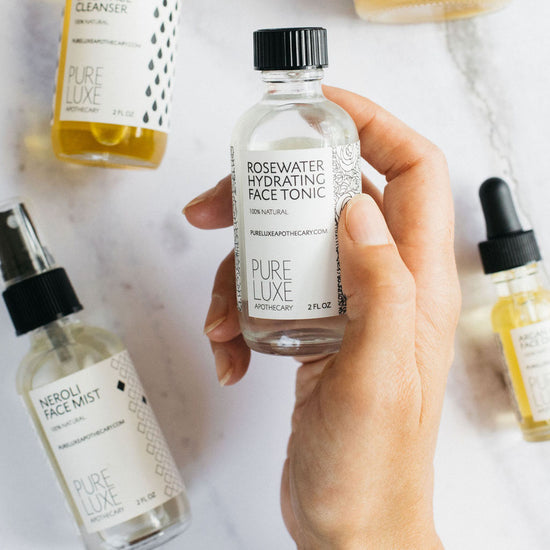 Face Mist and Face Tonic... What's the difference?