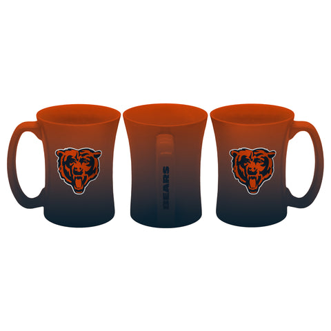 Chicago Bears 14oz Ombre Mug