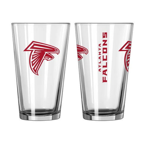 Atlanta Falcons 16oz. Gameday Pint Glass