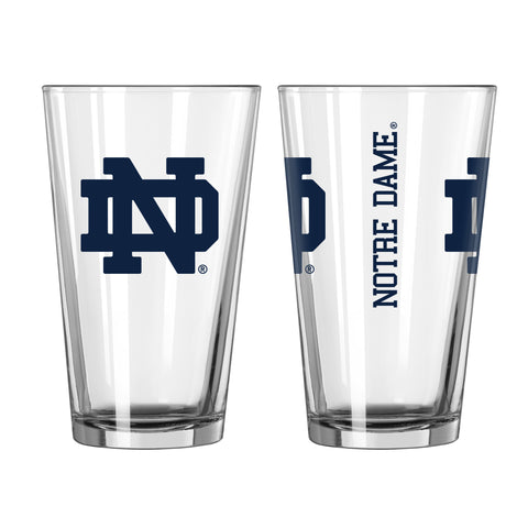 Notre Dame Fighting Irish 16oz. Gameday Pint Glass