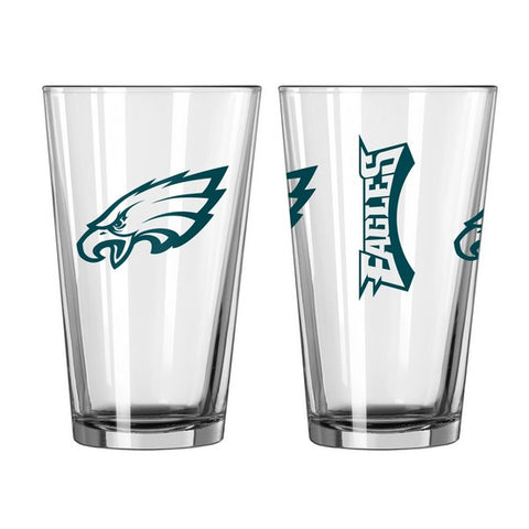 Philadelphia Eagles 16oz. Gameday Pint Glass