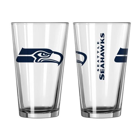 Seattle Seahawks 16oz. Gameday Pint Glass