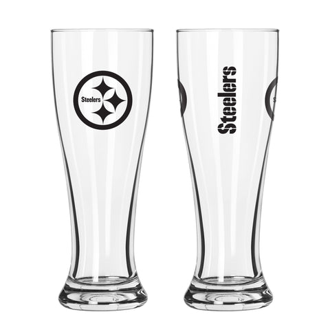 Pittsburgh Steelers 16oz. Gameday Pilsner Glass