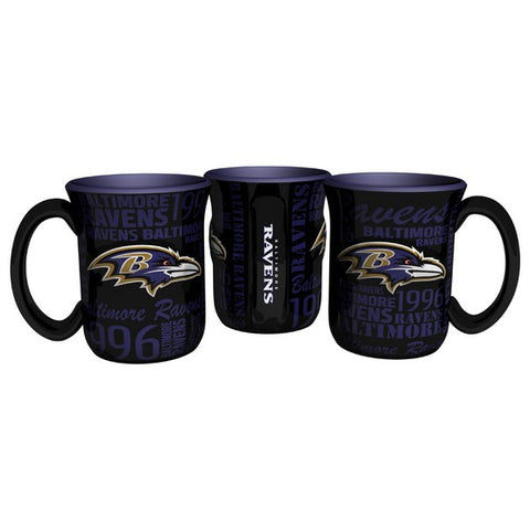 Baltimore Ravens 17oz. Spirit Mug