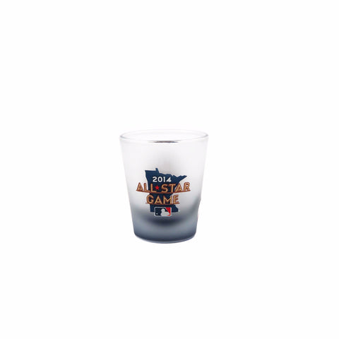 Minnesota Twins 2oz. Frosted Shot Glass