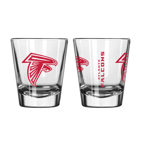 Atlanta Falcons 2oz. Gameday Shot Glass