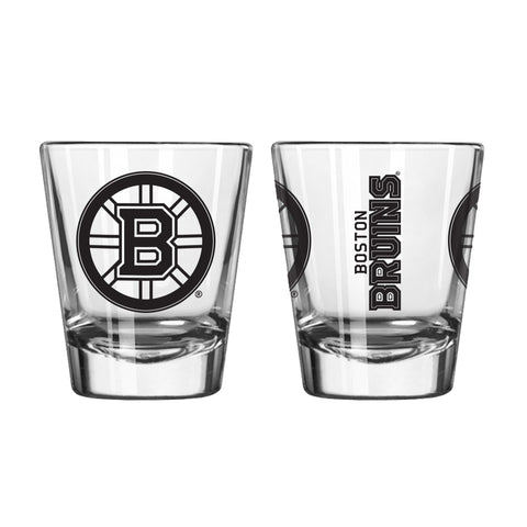 Boston Bruins 2oz. Gameday Shot Glass