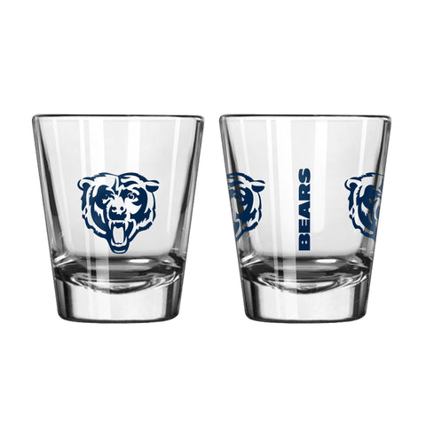 Chicago Bears 2oz. Gameday Shot Glass