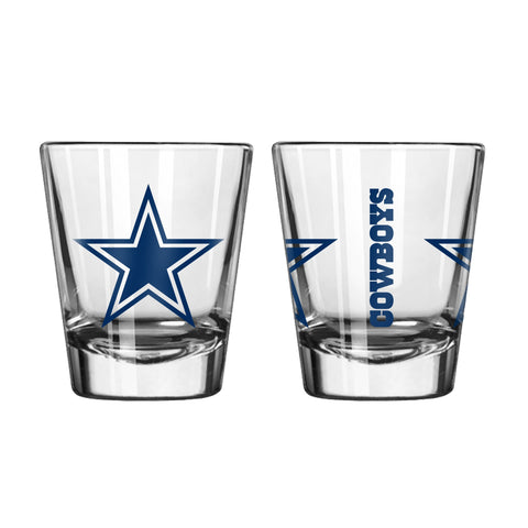 Dallas Cowboys 2oz. Gameday Shot Glass