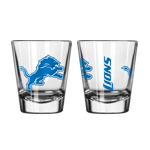 Detroit Lions 2oz. Gameday Shot Glass