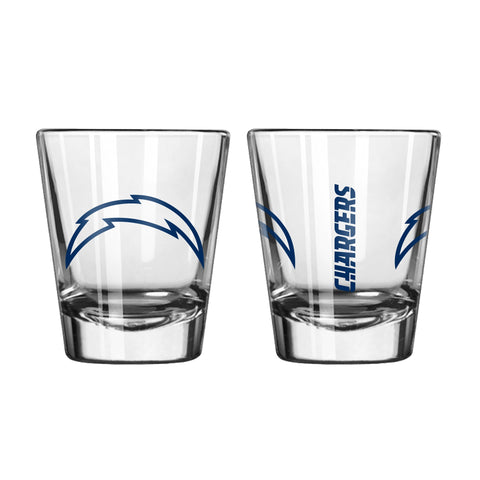 Los Angeles Chargers 2oz. Gameday Shot Glass