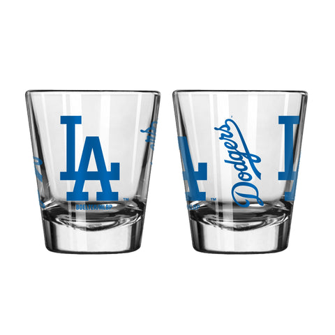 Los Angeles Dodgers 2oz. Gameday Shot Glass