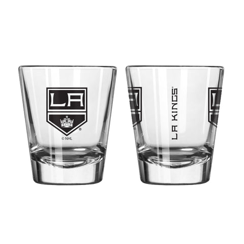Los Angeles Kings 2oz. Gameday Shot Glass