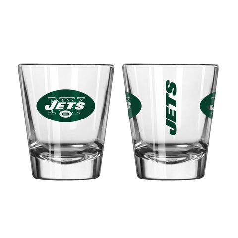 New York Jets 2oz. Gameday Shot Glass