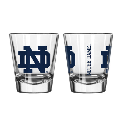 Notre Dame Fighting Irish 2oz. Gameday Shot Glass