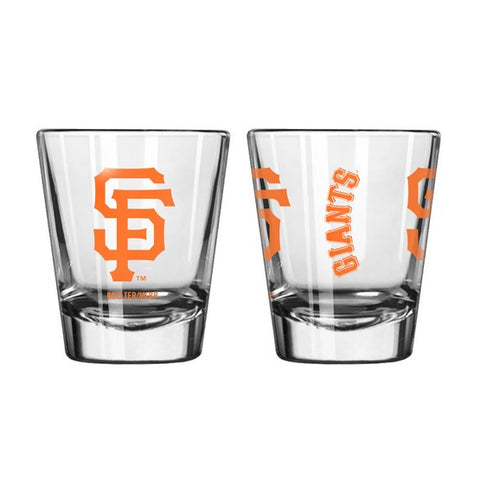 San Francisco Giants 2oz. Gameday Shot Glass