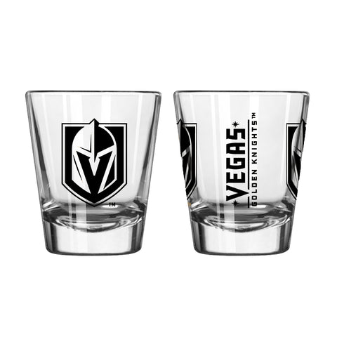 Vegas Golden Knights 2oz. Gameday Shot Glass