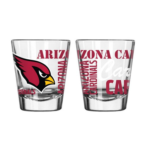 Arizona Cardinals 2oz. Spirit Shot Glass