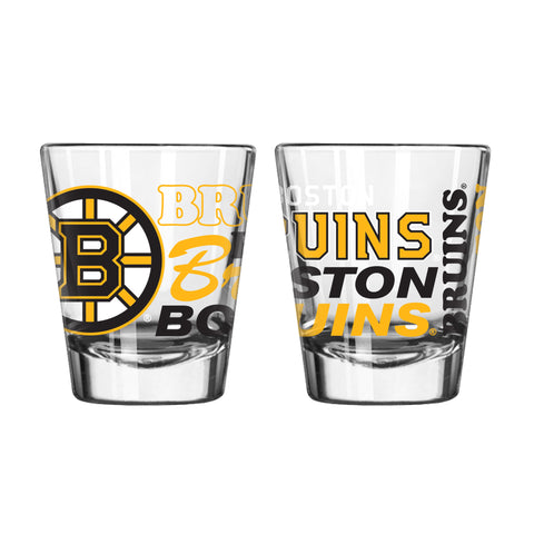 Boston Bruins 2oz. Spirit Shot Glass