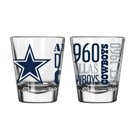 Dallas Cowboys 2oz. Spirit Shot Glass