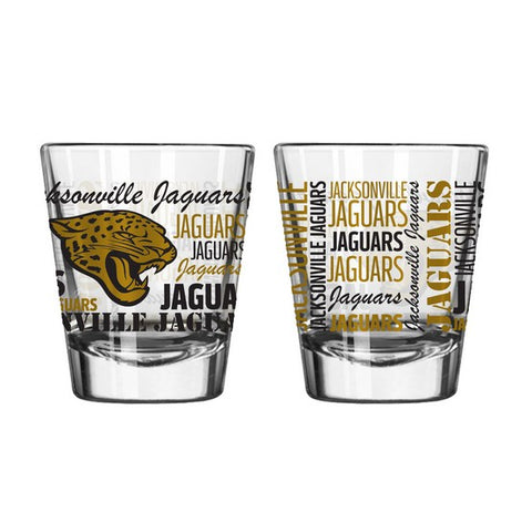 Jacksonville Jaguars 2oz. Spirit Shot Glass