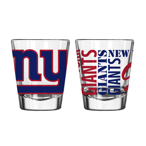 New York Giants 2oz. Spirit Shot Glass