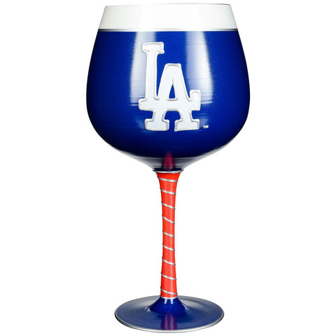 Los Angeles Dodgers 33oz. Artisan Wine Glass
