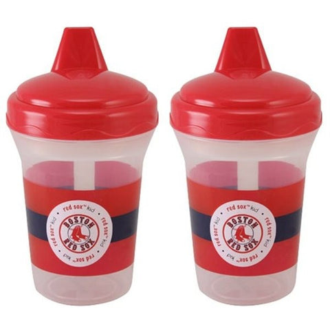Boston Red Sox 2 Pack Sippy Cups