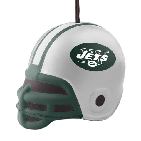 New York Jets Squish Helmet Ornament
