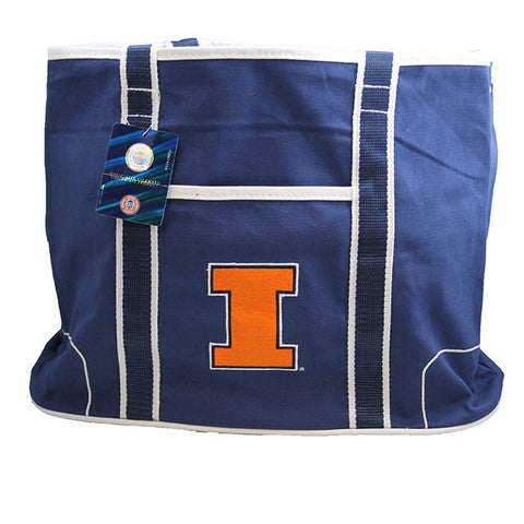 Illinois Fighting Illini Hampton Tote