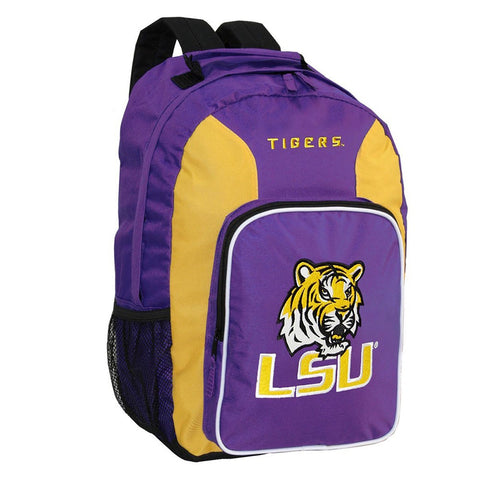 LSU Tigers Southpaw Backpack - Team Color