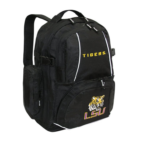 LSU Tigers Trooper Backpack - Black