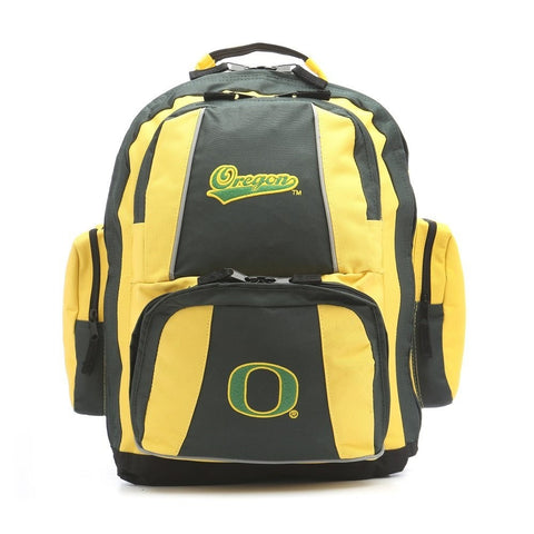Oregon Ducks Trooper Backpack - Team Color