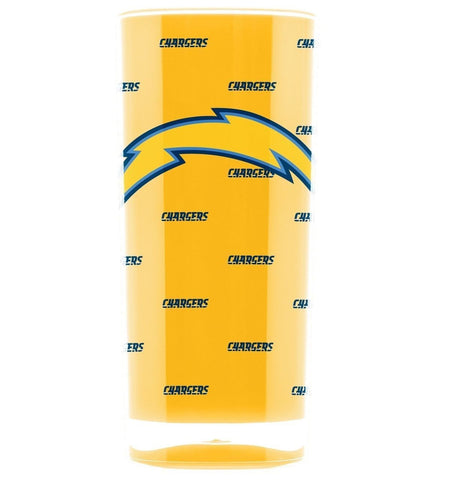 Los Angeles Chargers Insulated Square Tumbler