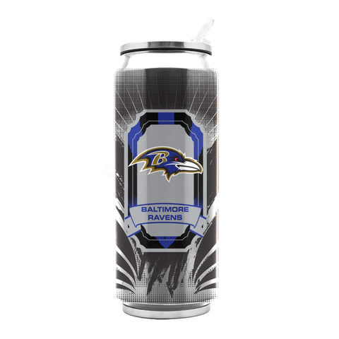 Baltimore Ravens Large ThermoCan