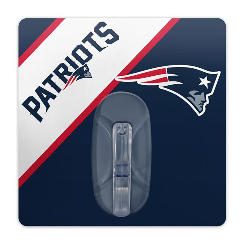 New England Patriots Removable Sticky Wall Hook