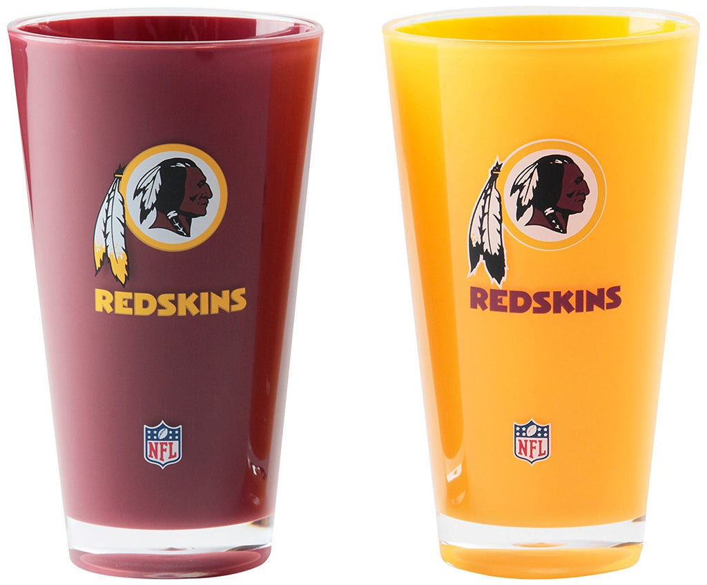 Washington Redskins 2 Pack Insulated Tumbler Set