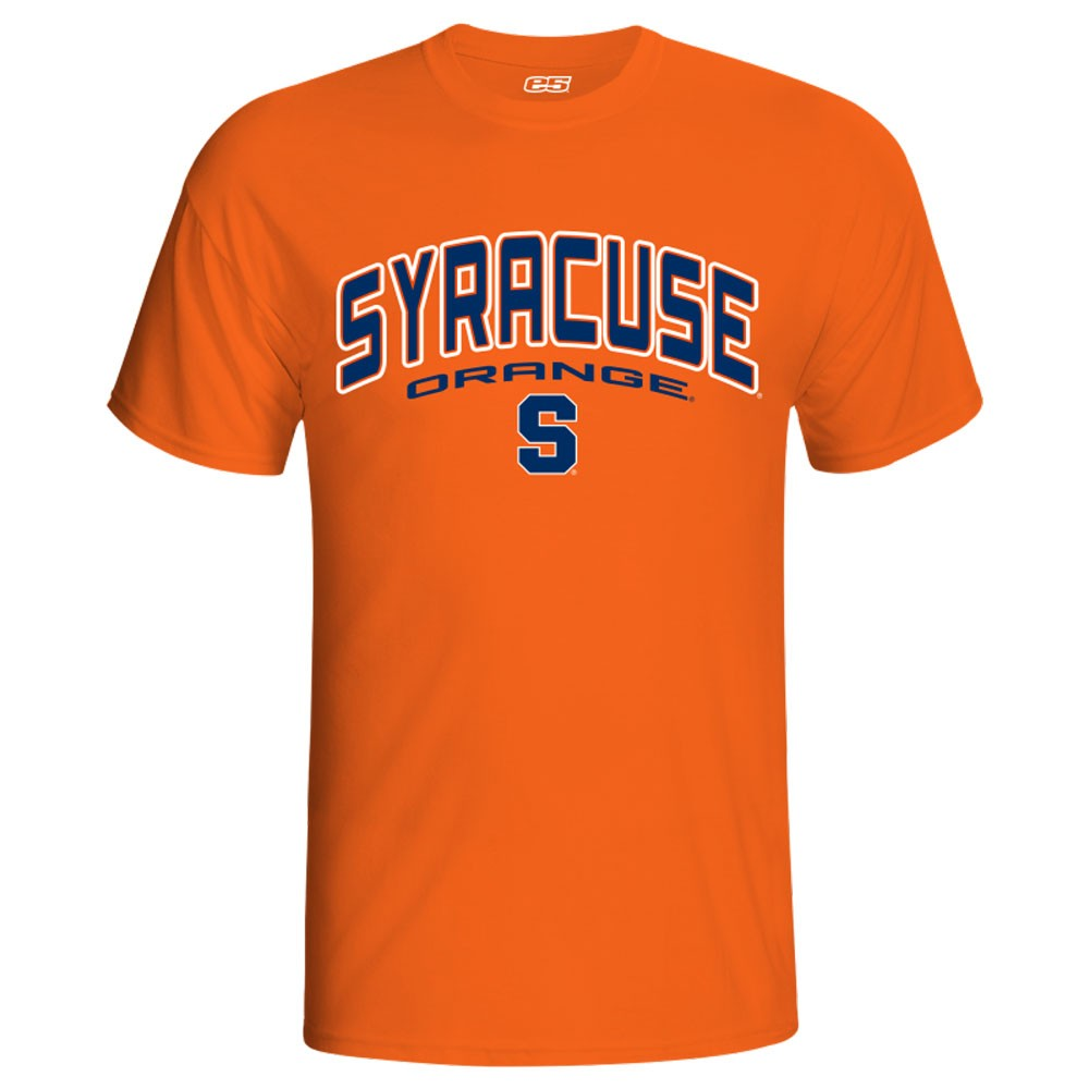 Syracuse Orange Basic College Tee
