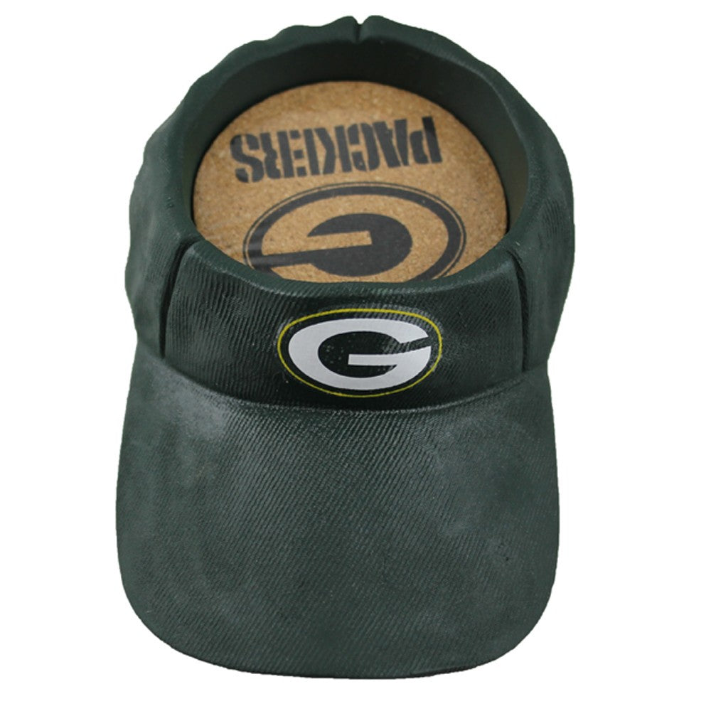 Green Bay Packers Cap Coaster Caddy