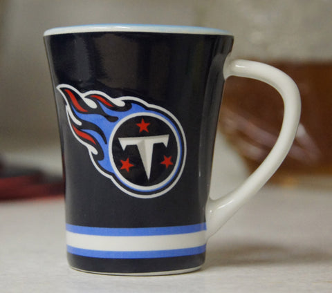 Tennessee Titans Gameday Relief Shot Mug