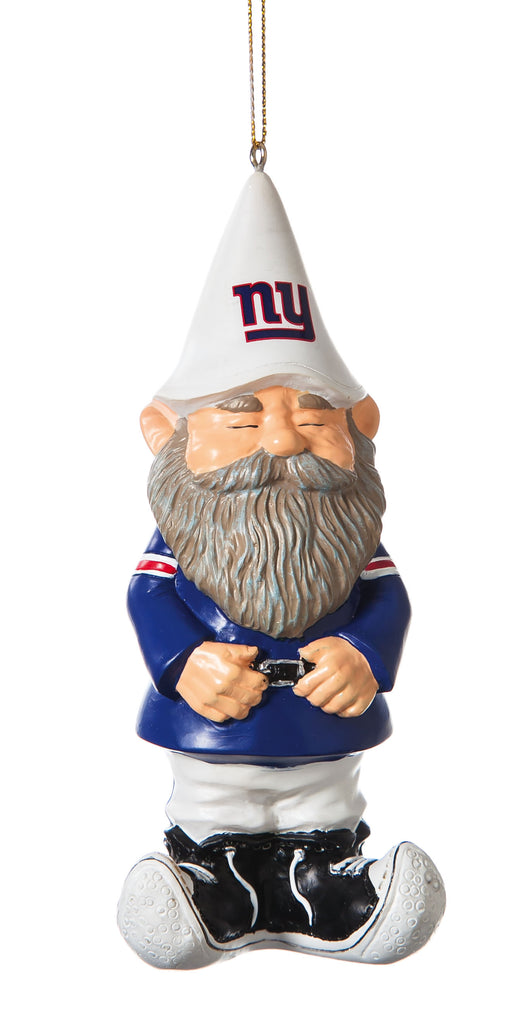 New York Giants Gnome Ornament