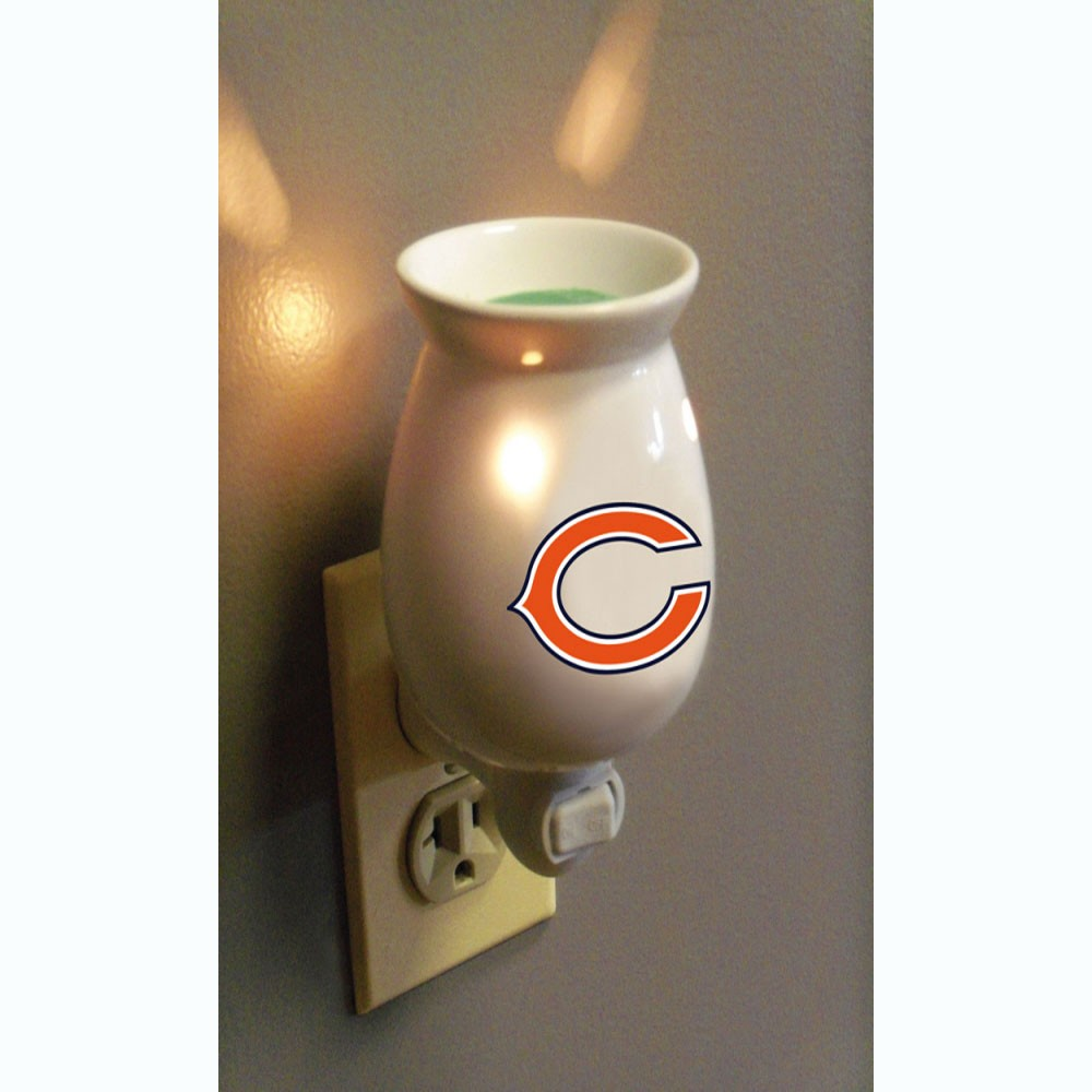 Chicago Bears EverScents Nightlight Fragrance Warmer