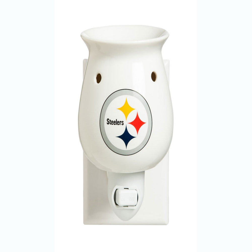 Pittsburgh Steelers EverScents Nightlight Fragrance Warmer