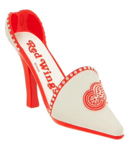 Detroit Red Wings Shoe Wine Bottle Holder