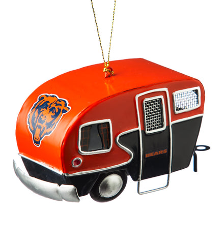 Chicago Bears Team Camper Ornament