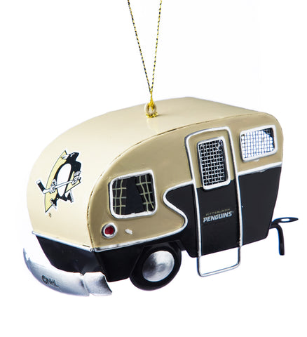 Pittsburgh Penguins Team Camper Ornament