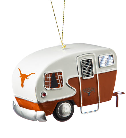 Texas Longhorns Team Camper Ornament