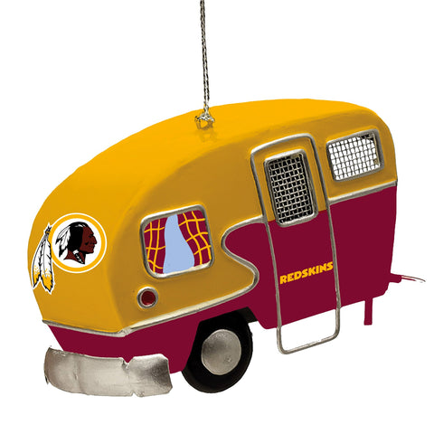 Washington Redskins Team Camper Ornament