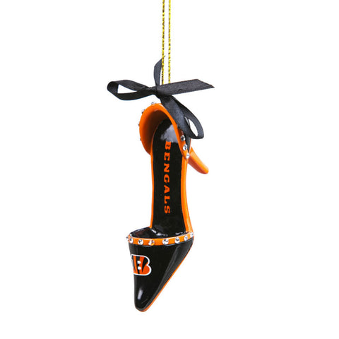 Cincinnati Bengals Team Shoe Ornament